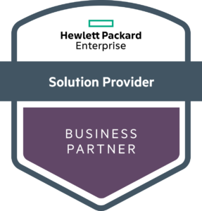 Hewlett Packard Enterprise Solution Provider
